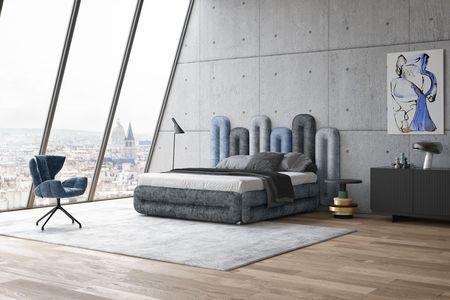 BRETZ Bretz W129 CREOLE BED ambiente 05A 1 QF (ZIP)