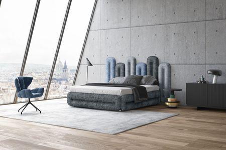 BRETZ Bretz W129 CREOLE BED ambiente 05A 2 QF (ZIP)