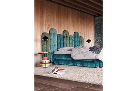 Bretz BEDS W129 Creole (ZIP)