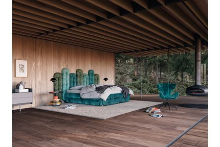 Bretz W129 CREOLE BED ambiente 02 (ZIP)