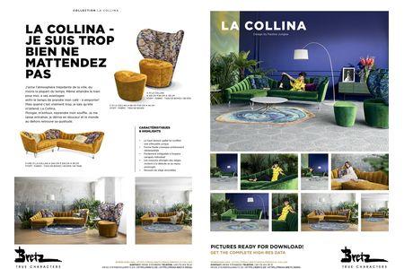 Bretz 111 LA COLLINA information (PDF)