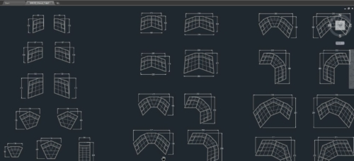 Bretz - 2D AutoCad - DXF